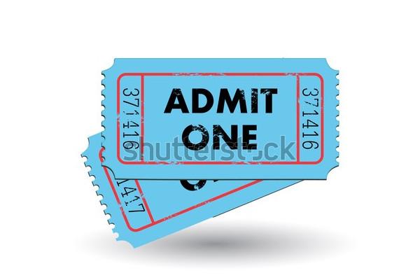elegant-admit-one-ticket