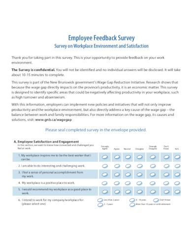 employee-feedback-survey-in-pdf