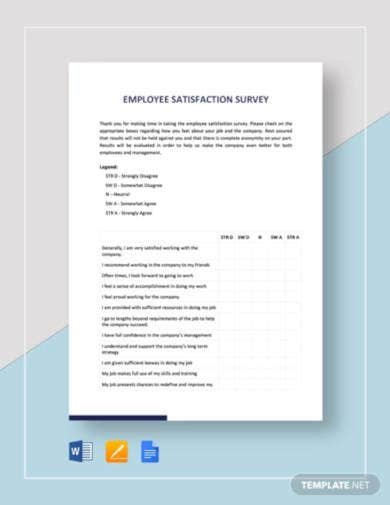 employee-satisfaction-survey-template