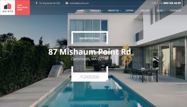 estate-optimized-ux-design-wordpress-theme