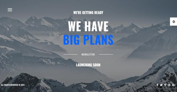 Everest - HTML5 WordPress Theme