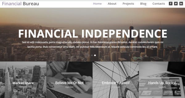 financial-bureau-seo-friendly-wordpress-theme