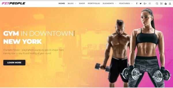 fitpeople-translation-ready-wordpress-theme