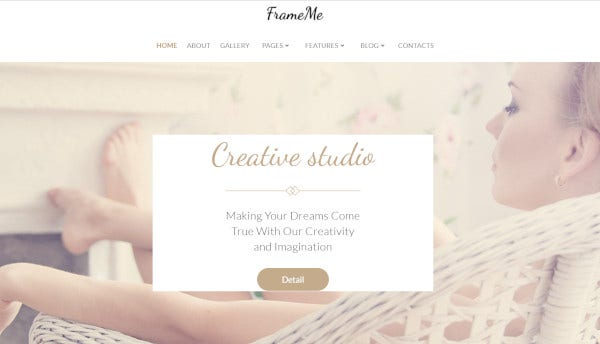frameme cherry framework wordpress theme