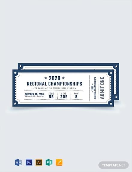 free blank sports ticket template 440x570 11