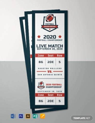 free sports event ticket