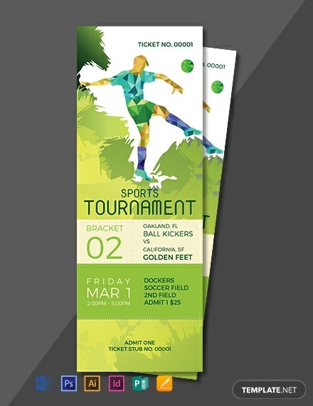 free sports ticket template 440x570 12