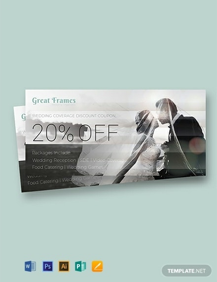 free wedding gift voucher template