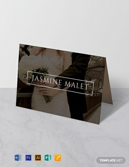 free wedding place name card template 440x570 1