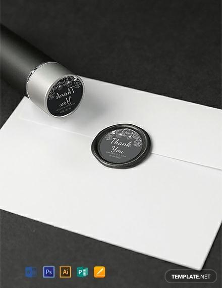 free wedding seal label template 440x570 1