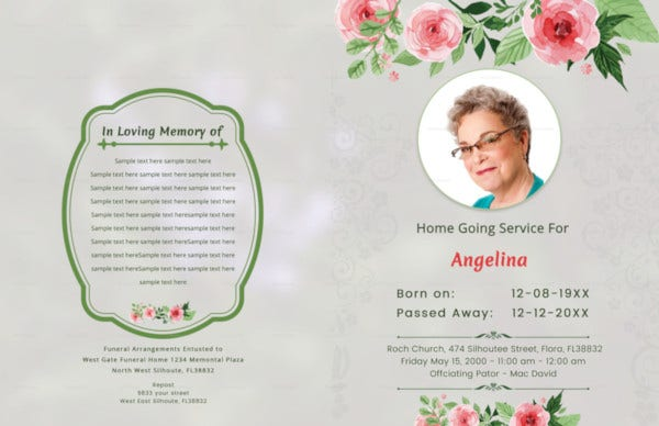 funeral-ceremony-order-of-service-brochure
