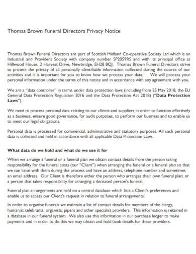 funeral-directors-privacy-notice
