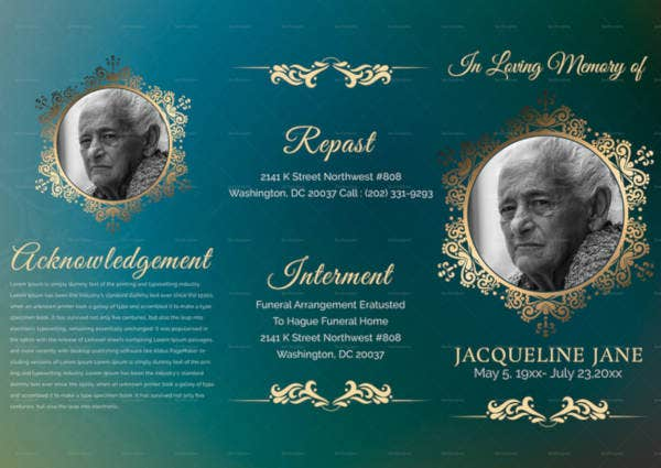 funeral-invitation-trifold-brochure