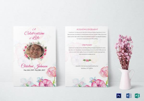 funeral-obituary-invitation-card