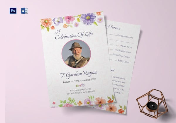 funeral-order-of-service-invitation-template
