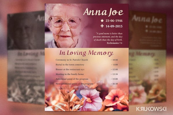 funeral-plan-flyer-template