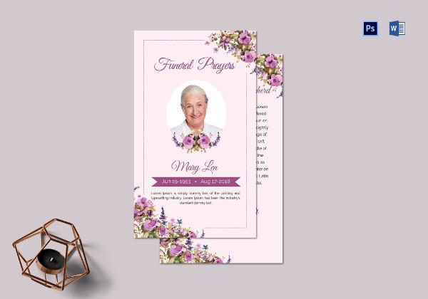 funeral-prayer-card-template