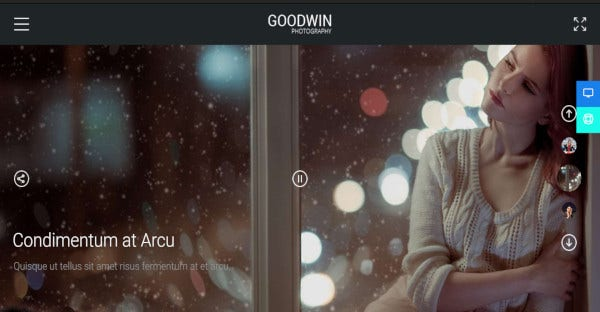 GoodWin - Responsive WordPress Theme