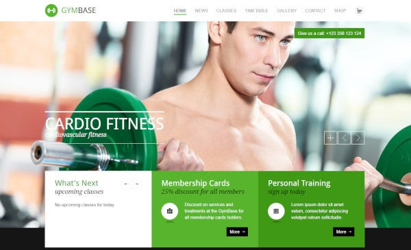 gymbase-seo-optimized-wordpress-theme