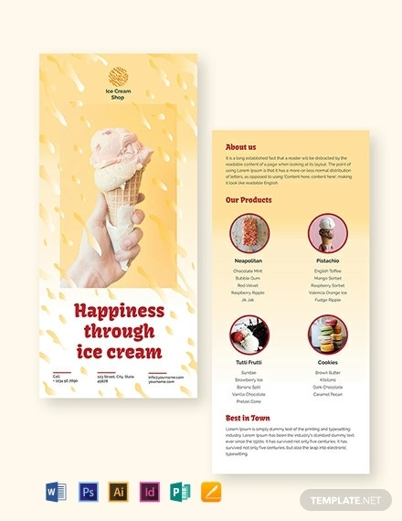 ice cream dl card template 440x570 1