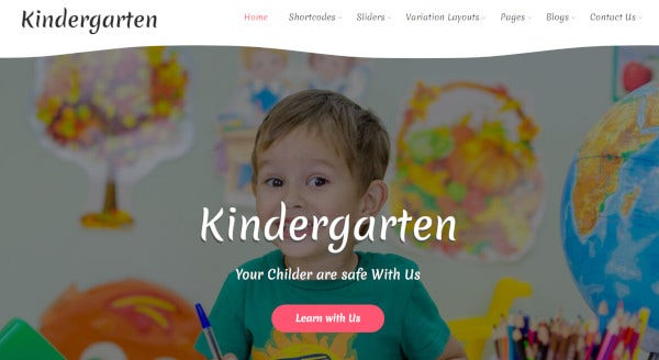 kindergarten-woocommerce-compatible-wordpress-theme