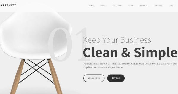 kleanity-responsive-wordpress-theme