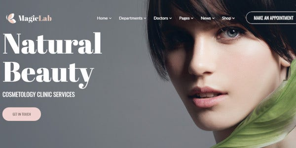magielab translation ready wordpress theme