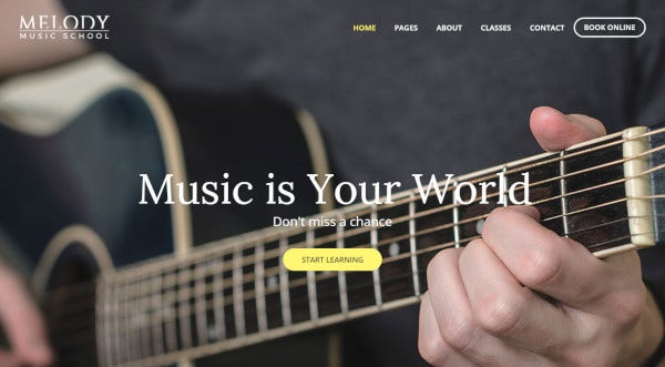 melody-woocommerce-ready-wordpress-theme