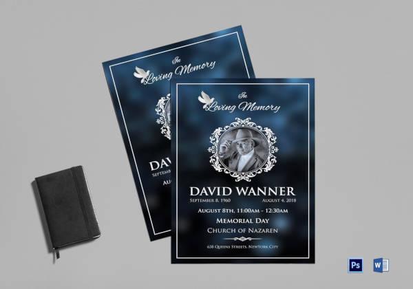 memorial-funeral-program-template
