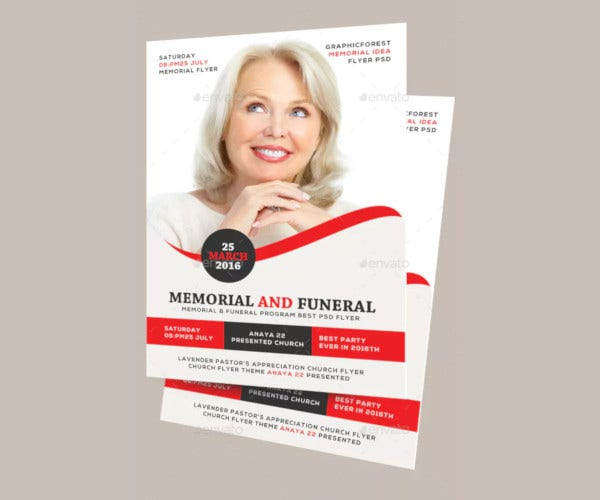 memorial-and-funeral-program-flyer
