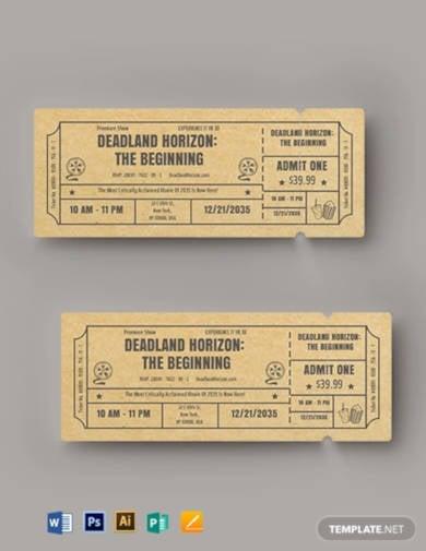 movie-event-ticket-template