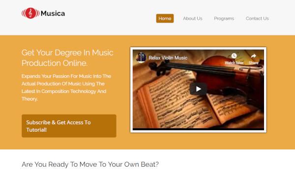 musica-typography-wordpress-theme