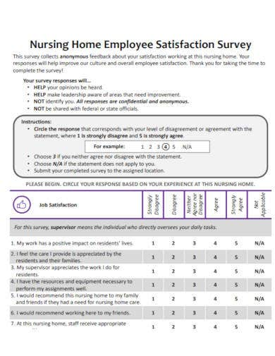 nursing-employee-survey-template