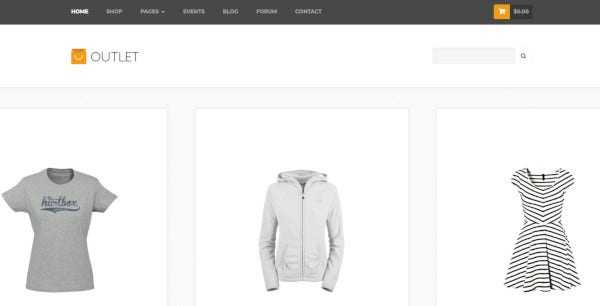 outlet-drag-and-drop-wordpress-theme