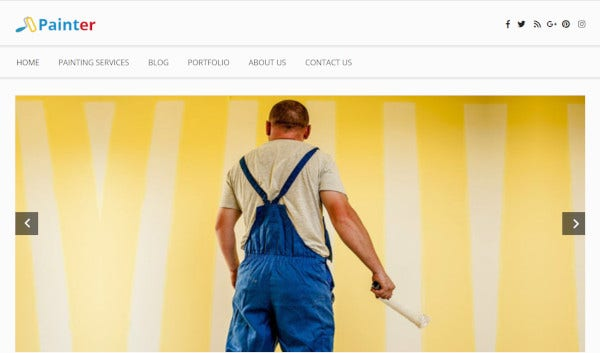 painter-customized-wordpress-theme
