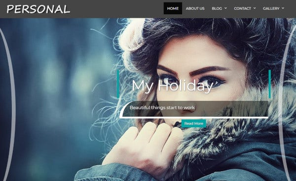 personal-retina-ready-wordpress-theme