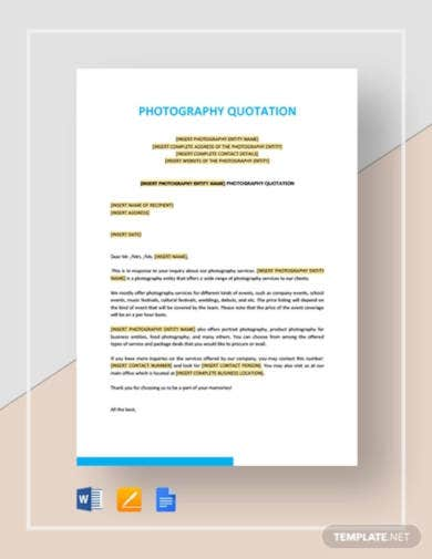 photography-quotation-template
