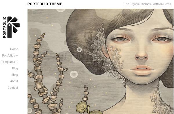 portfolio-vertical-menu-wordpress-theme