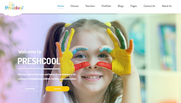 preschool-7-homepage-layouts-wordpress-theme