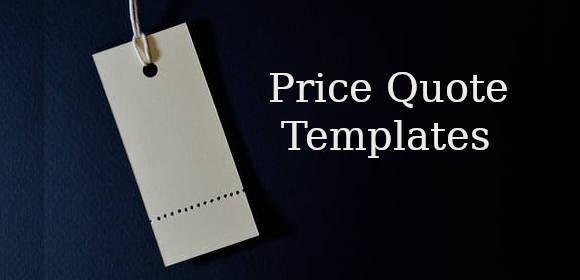 pricequotation