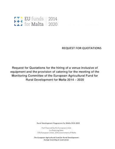 printable request for quotation
