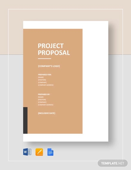 Proposal Templates - 170+ Free Word, PDF, Format Download! | Free