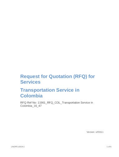 request-quotation-for-transportation