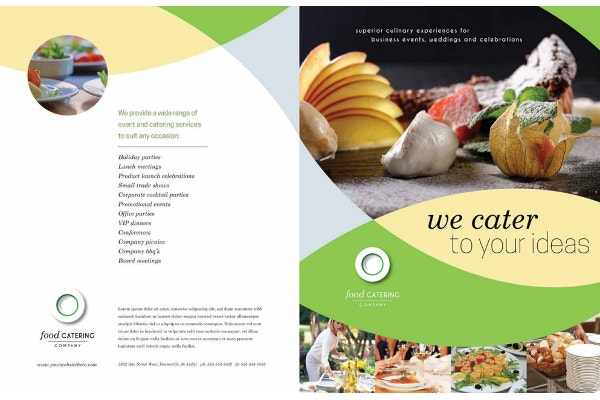 restaurent-food-catering-brochure