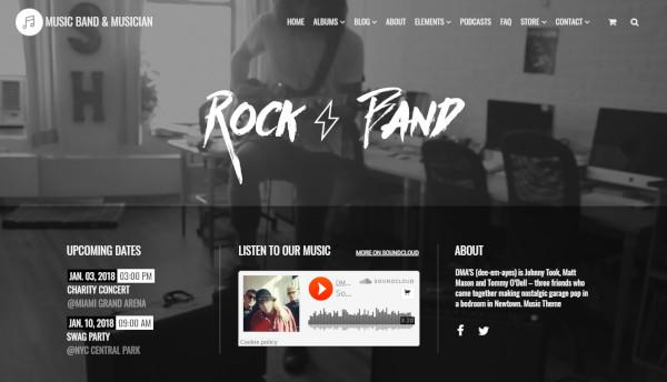 rock-and-band-revolution-slider-wordpress-theme
