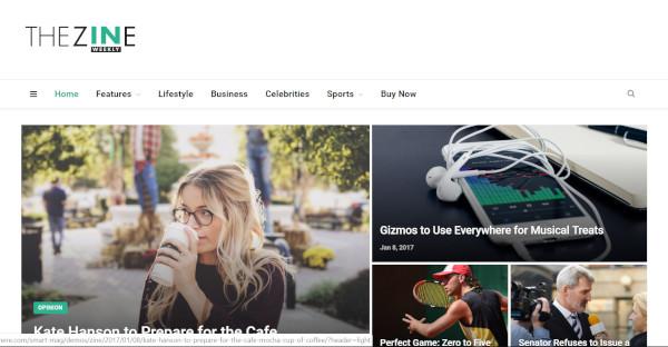 smartmag – woocommerce ready wordpress theme