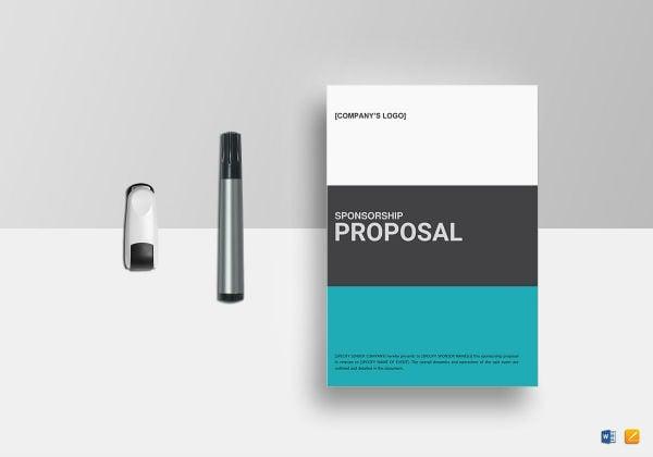 sponsorship proposal template jpg