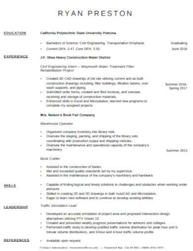 sales manager resume format