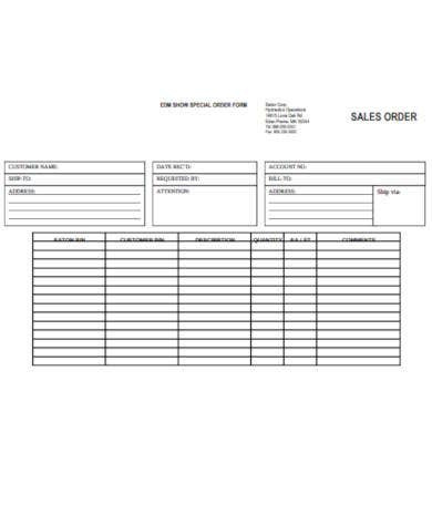 sales-order-form