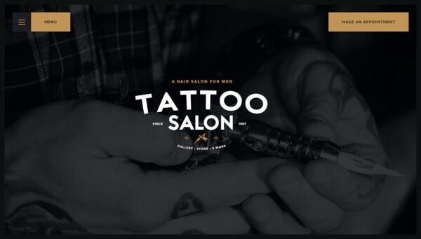 salon – gutenberg wordpress theme
